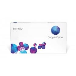 Biofinity 6 Lens Pack