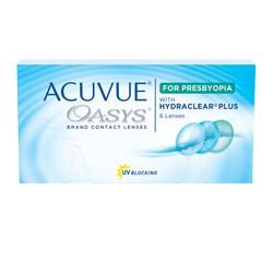 Acuvue Oasys for Presbyopia...